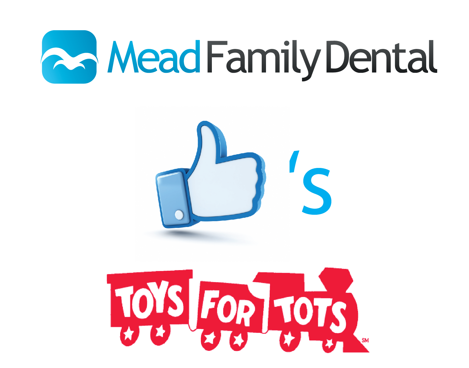 Toys For Tots Family : Mead family dental quot likes toys for tots