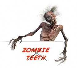 zombie teeth final