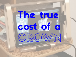 The true cost of a