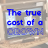 The true cost of a crown