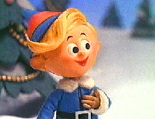 Hermey the elf…a dentist's inspiration