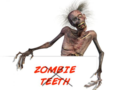 Zombie Teeth